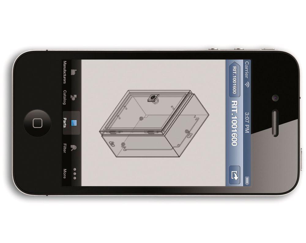 Eplans dataportal er nå tilgjengelig på Iphone og Ipad.