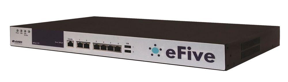 VPN-server som håndterer inntil 100 samtidige kanaler.