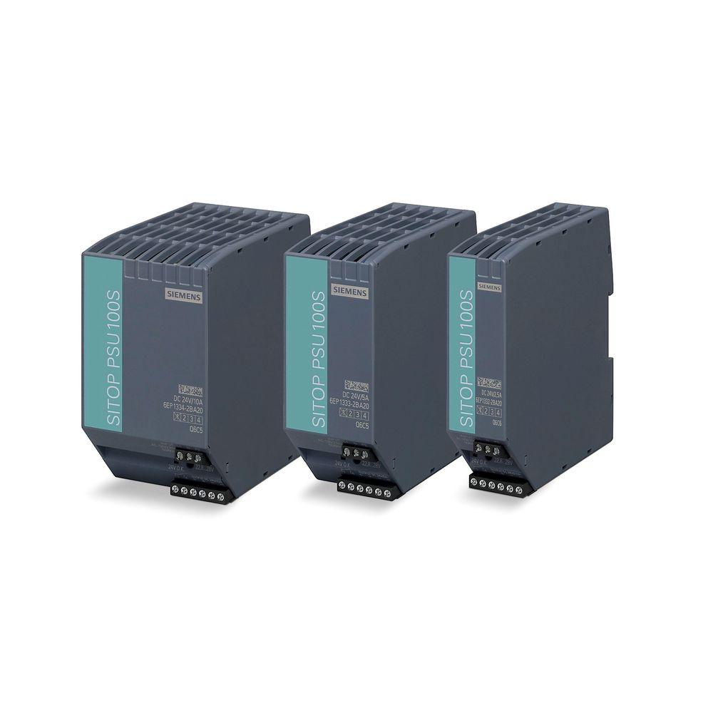 UPS med integrasjon via Ethernet eller Profinet til PLS.