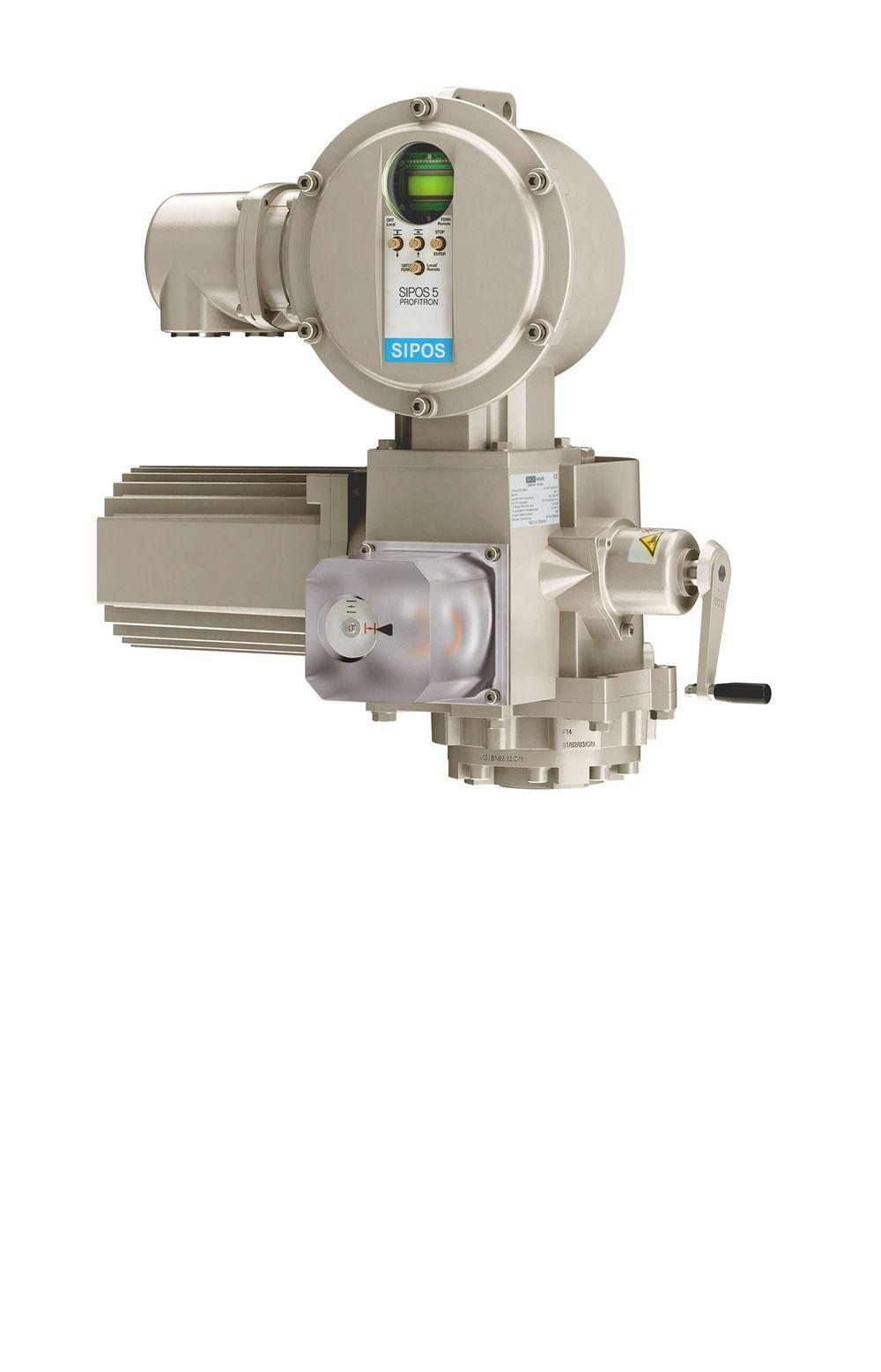 Aktuator som ved hjelp av integrert frekvensomformer og smarte funksjoner som kan håndtere det meste av ventilapplikasjoner.