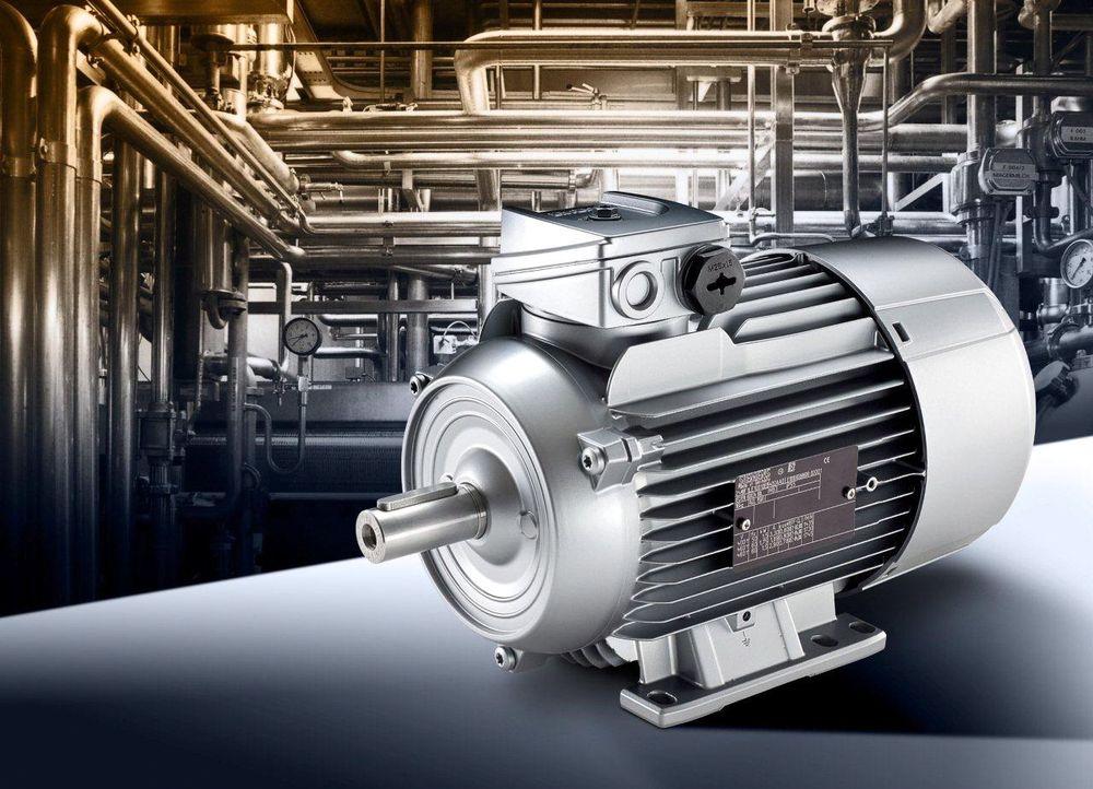 Teknor kan fikse Siemens-motorer i Nord-Norge.