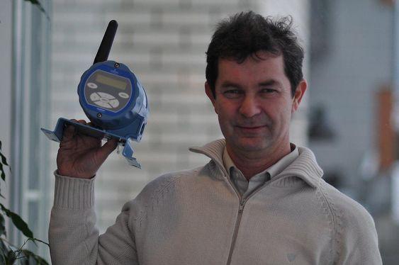 Administrerende direktør Asgeir Knutsen tilfører organisasjonen stadig flere produktsjefer (arkivfoto).