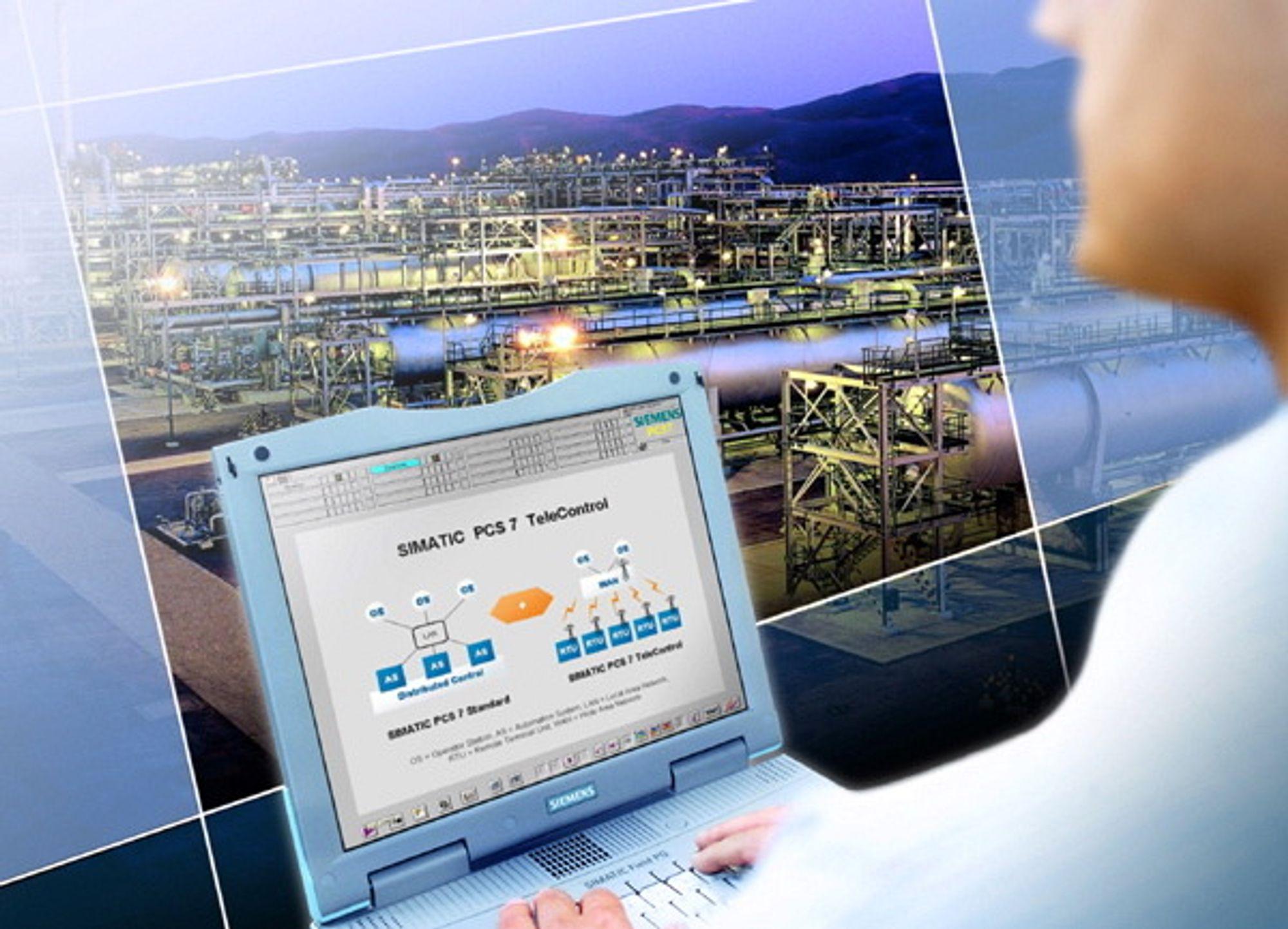 Workflow guider operatørene stegvis gjennom produksjonsprosessen (Ill. Siemens)