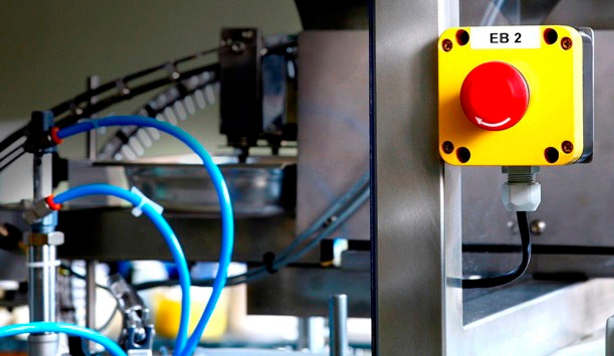Sikkerhet i arbeid: Maskinsikkerhet på AS-Interface er døpt Safety at Work.