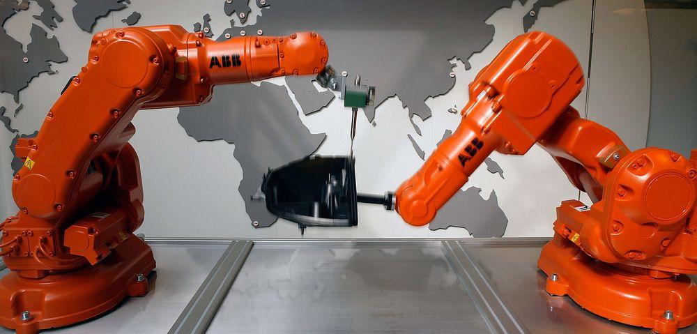 Det er nesten ikke grenser for hva robotisering kan gi av synergieffekter.