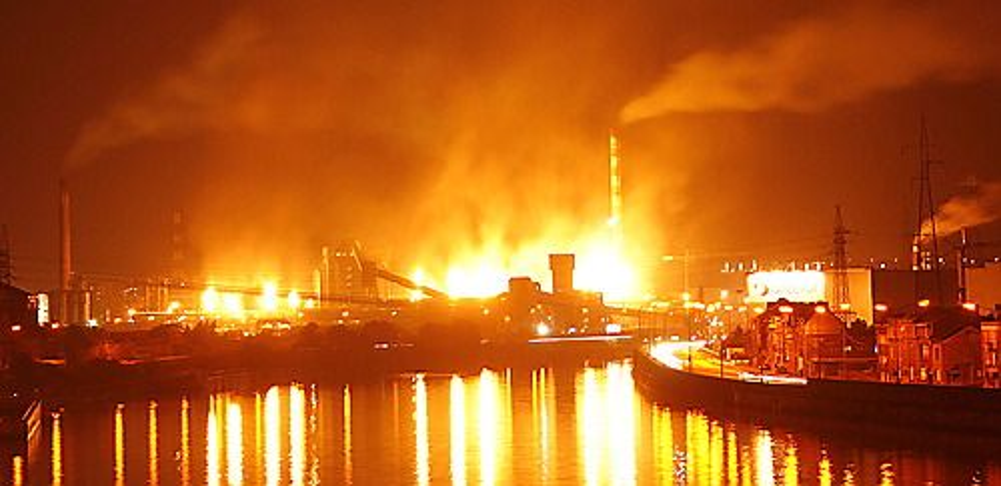 Industribranner kan ha svært alvorlige konsekvenser, eksplosjonssikring er alfa og omega