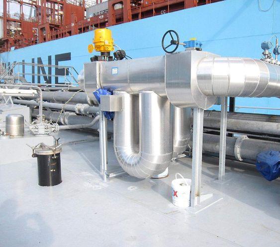 Coriolis blir brukt i redernes egne bunkermålinger for å sikre at de mottar riktig mengde og kvalitet.