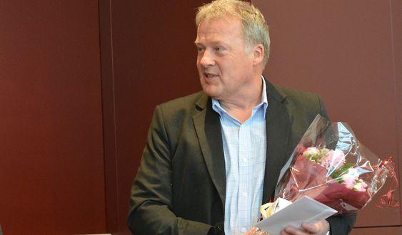 Ifea hedret Eric Veng Andersen (Glava) for sin innsats innenfor foreningens kursvirksomhet.