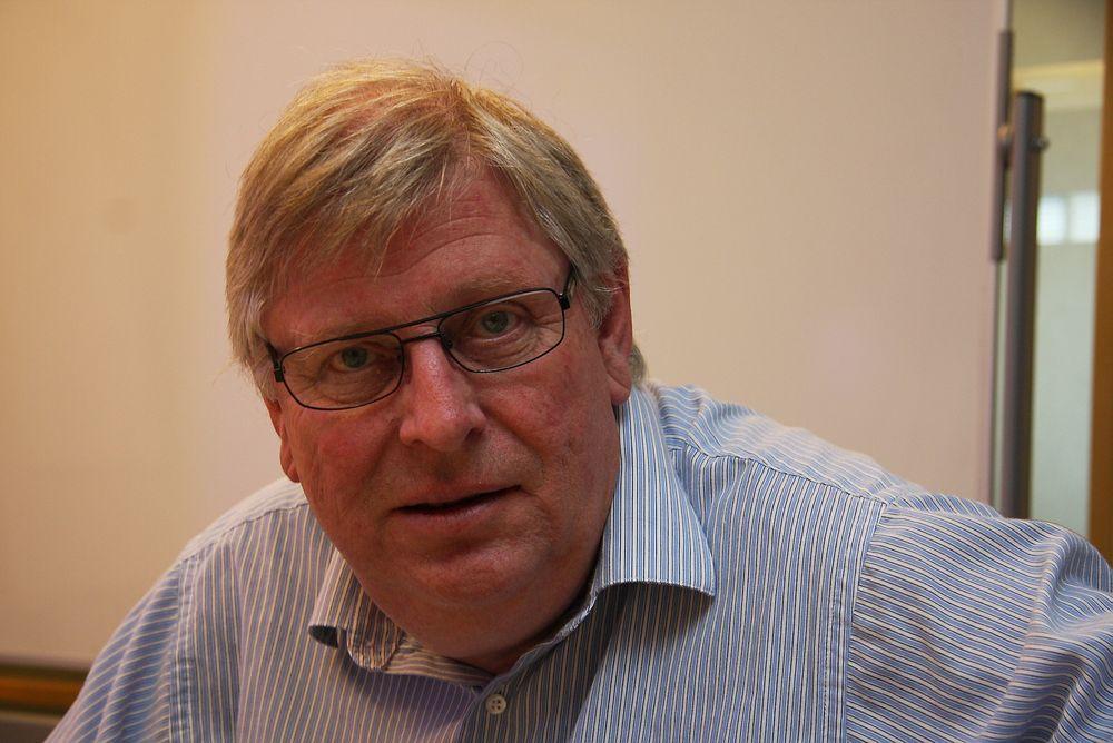 Nils Albert Jenssen er NFAs 14. æresmedlem.