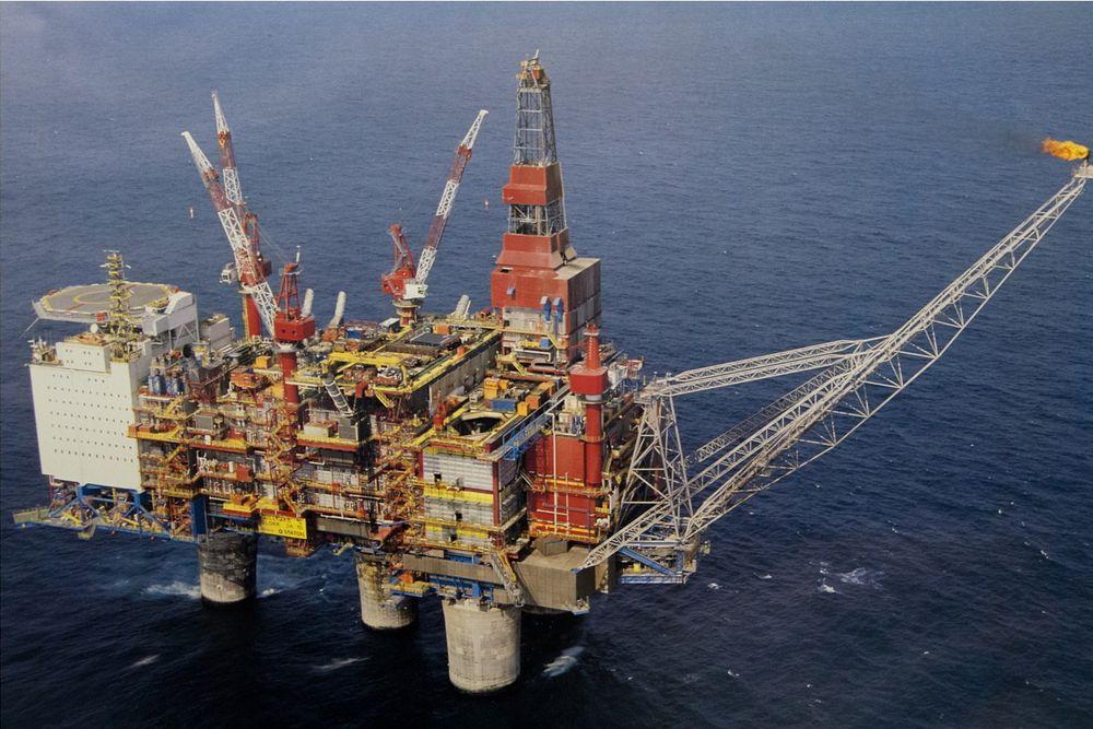 Statoil høster god erfaring under testing av 20 trådløse gassdetektorer på Gullfaks C.
