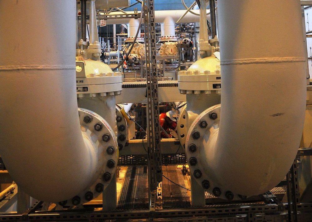 Fiskale målere som benyttes for kontinuerlig måling i rørledning skal kalibreres minst hver fjerde dag.