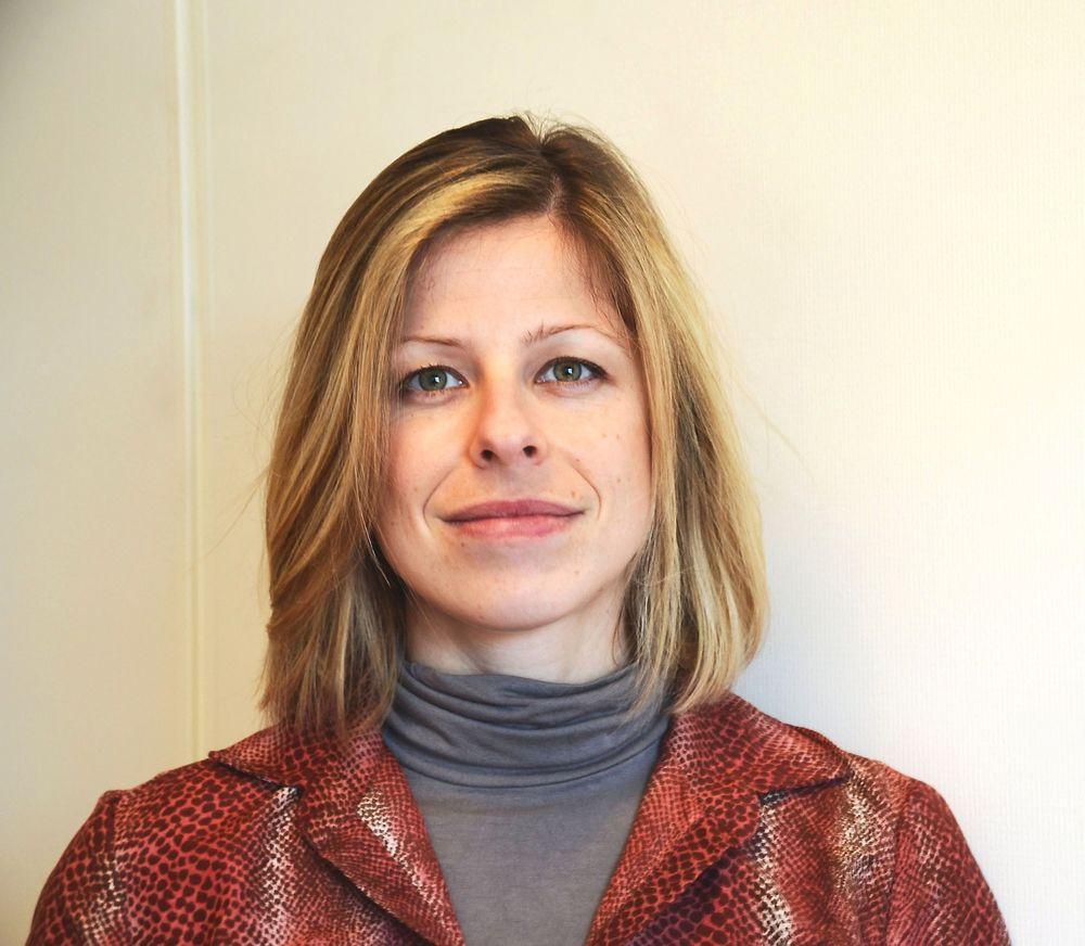 Elyette Roux er ny industrisjef hos Schneider Electric.