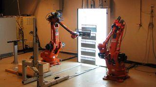 Integrasjon & robot vision