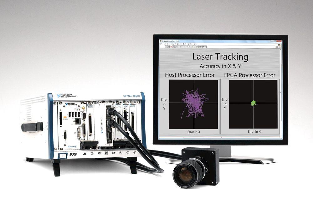 Et vision system består av et kamera og PC, alternativt kompaktkameraer som har datamaskinen integrert.