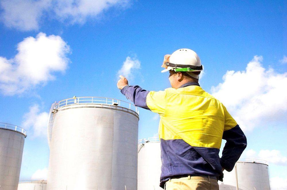 De mest nøyaktige målingene for kjøp og salg av olje gjøres med tankmålinger.