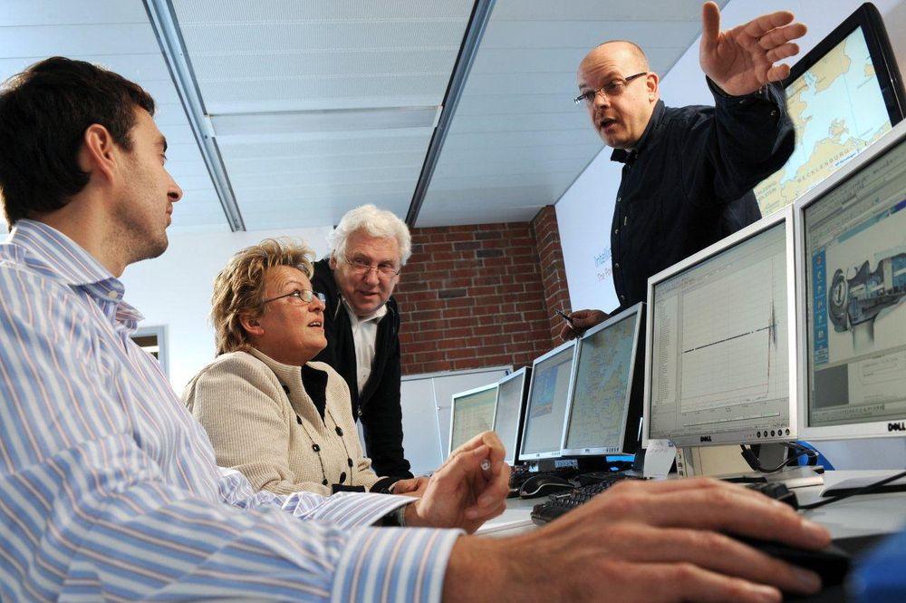 SKF byr tilstandsbasert vedlikehold via nettskyen.
