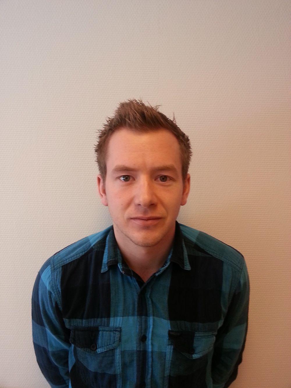 Morten Andrè Arvesen er ny salgsingeniør hos Matek Samson-Regulering.