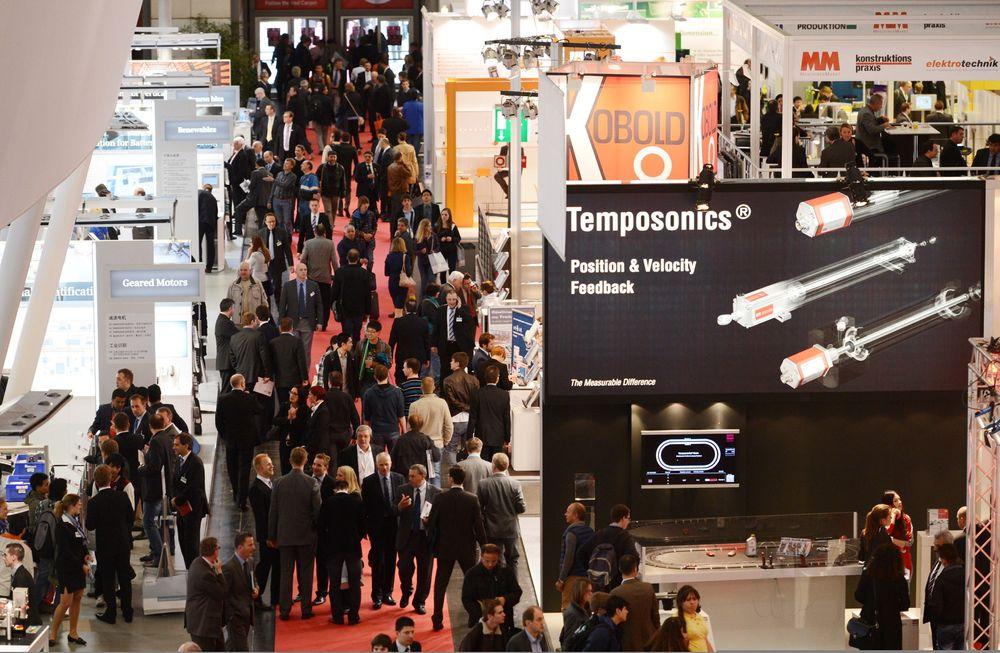Hannover Messe ruller for andre gang ut den røde automatiseringsløperen som leder deg til høydepunkter i syv haller.