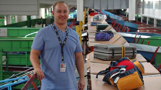 Full kontroll på Kastrup: systemspesialist Henning Pind benytter en fellesløsning for kontroll og backup av rundt 550 PLS'er.