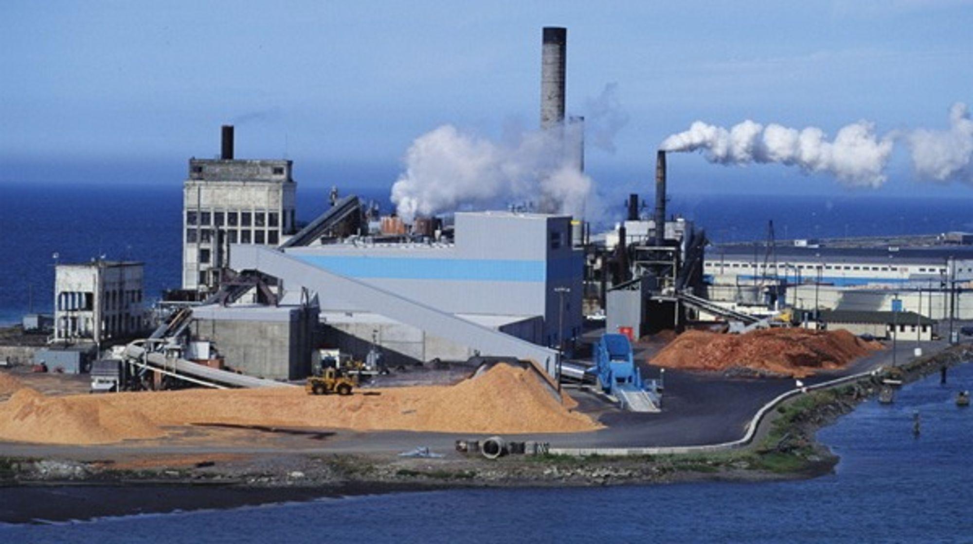 Papir- og masseproduksjon krever robust instrumenteringsutstyr