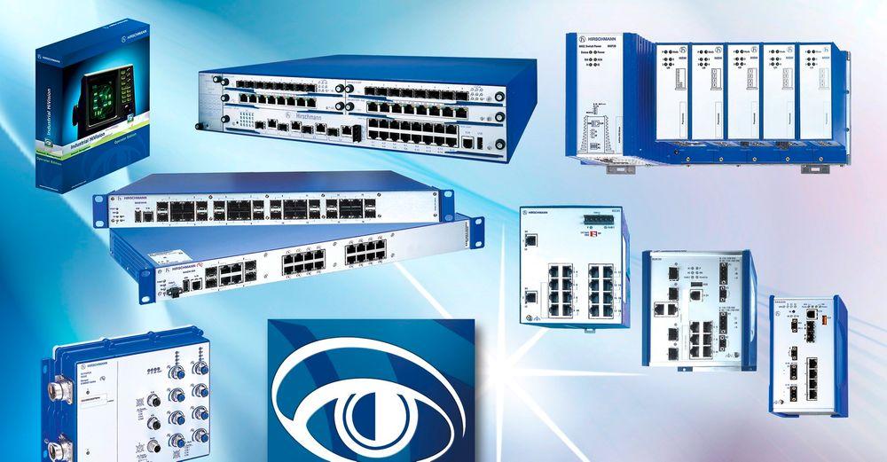 Konfigurasjonsverktøy for Hirschmanns switcher som skal løfte brukervennligheten og kutte behovet både nettleser og forhåndsinstallert Java.