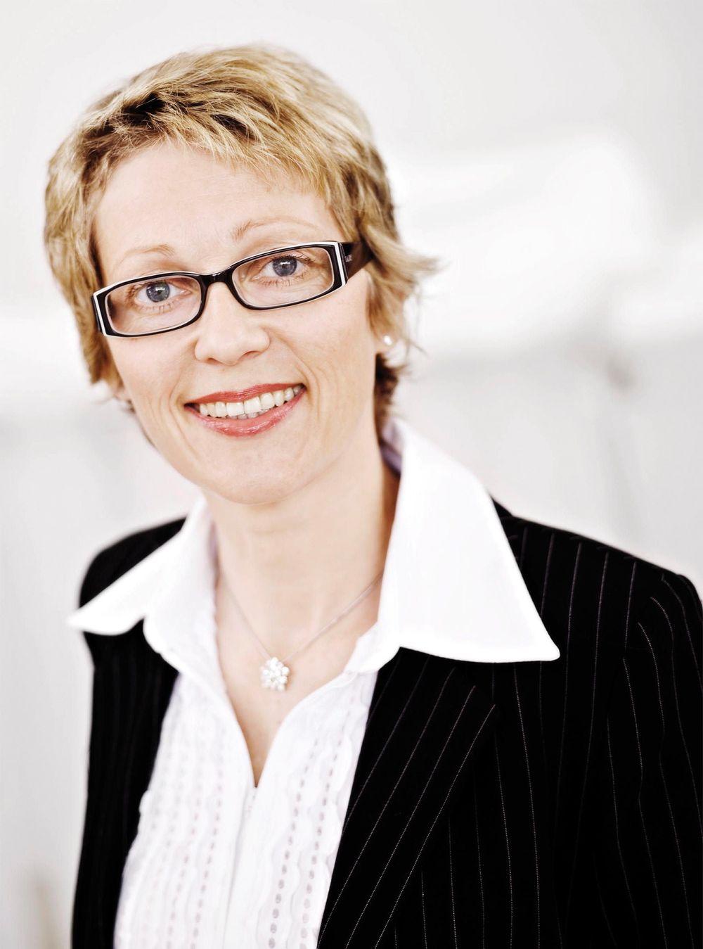 May Britt Myhr er styreleder hos NCE Instrumentation.