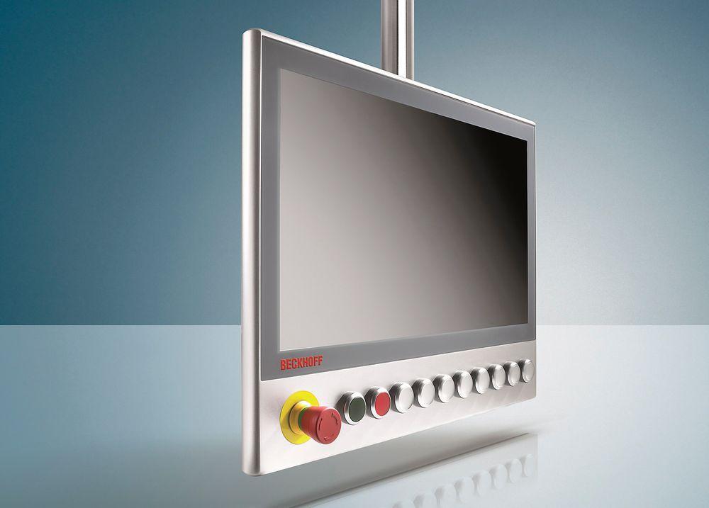 Multitouchskjermer som kan utvides med en rekke kombinasjoner av knapper, lamper og brytere.