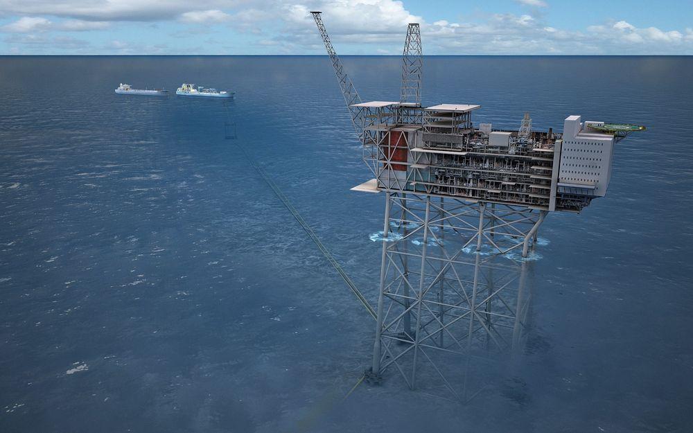 Emerson skal levere trykk- og temperaturmåleutstyr til Mariner-feltet på britisk sektor i Nordsjøen.