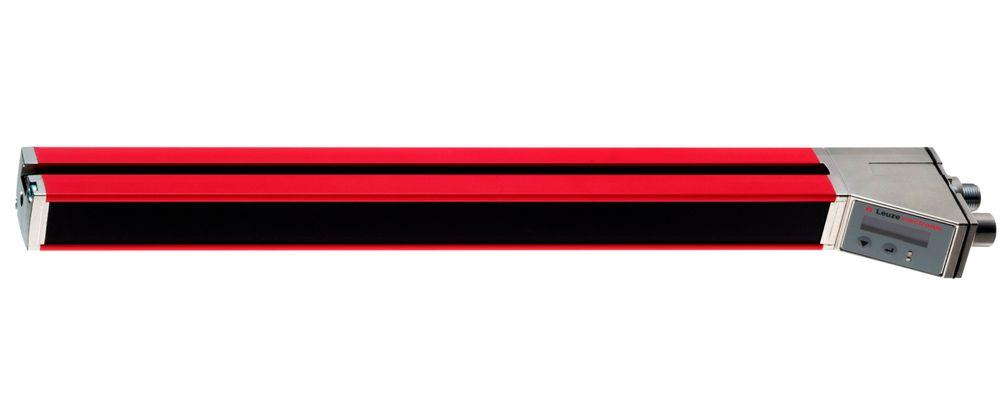 Kjapp lysgardin med oppløsning ned til 5 mm, integrert display og dødsone på kun 25 mm ved kaskadekopling.