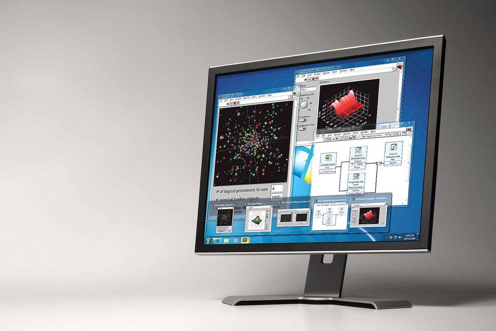 National Instrumets kjører webcast på integrasjon mot tredjeparts styringssystemer 20. og 22. mars.