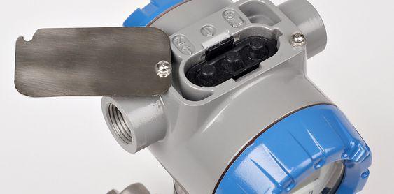 Kast konfiguratoren: Konfigurasjon av den nye trykktransmitteren kan gjøres med tre knapper, et konsept flere instrumenteringsleverandører har lansert i det siste.