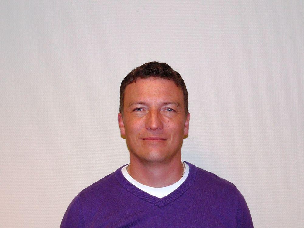 John Andreas Hjelset skal jobbe som salgsansvarlig for industriautomatisering på Vestlandet og Midt-Norge for Carlo Gavazzi.