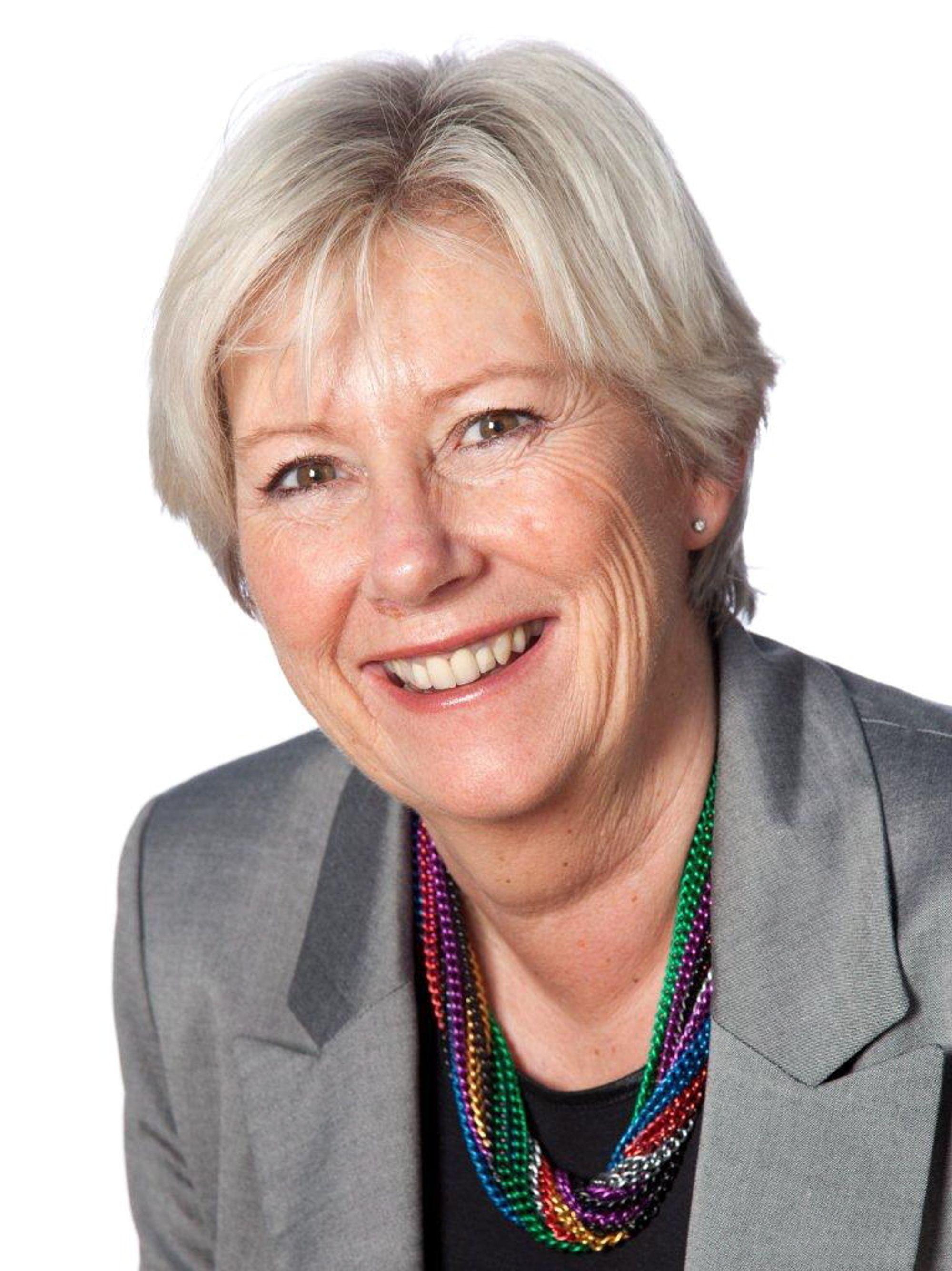 Prosjektleder Elisabeth Schulze inviterer innovative leverandører til Mat & Emballasje i februar 2014.