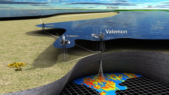 Valemon blir designet for normalt ubemannet drift, og blir utstyrt med omfattende kameraovervåking.
