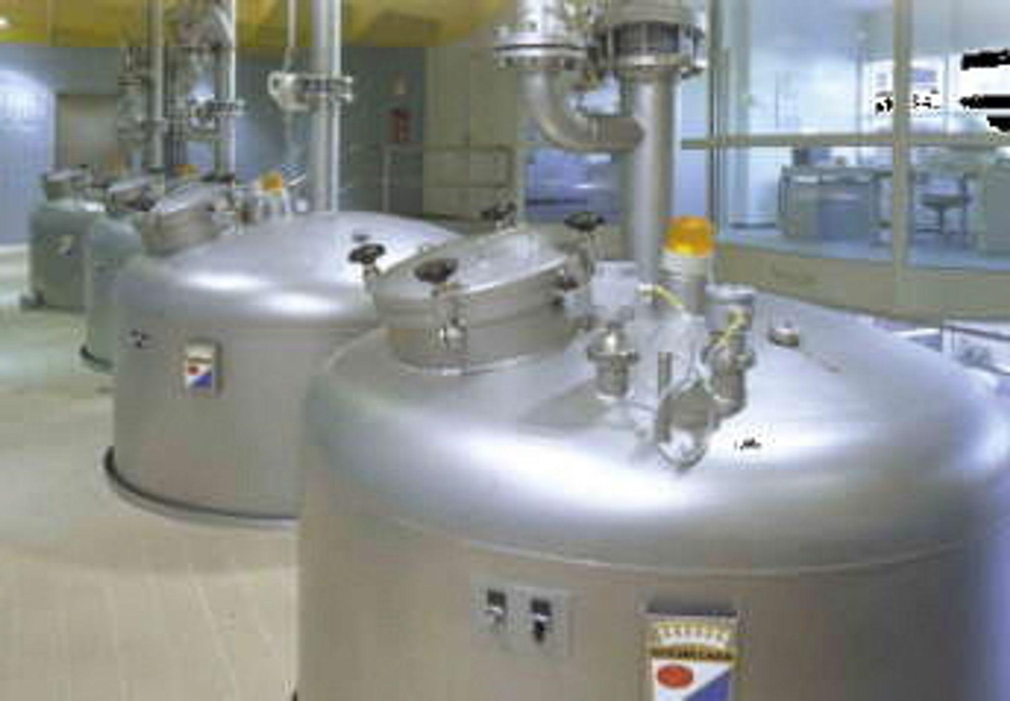 Tanker må tømmes og rengjøres for sikker bakteriesporing av hver masseplugg/batch (Ill. Endress+Hauser).