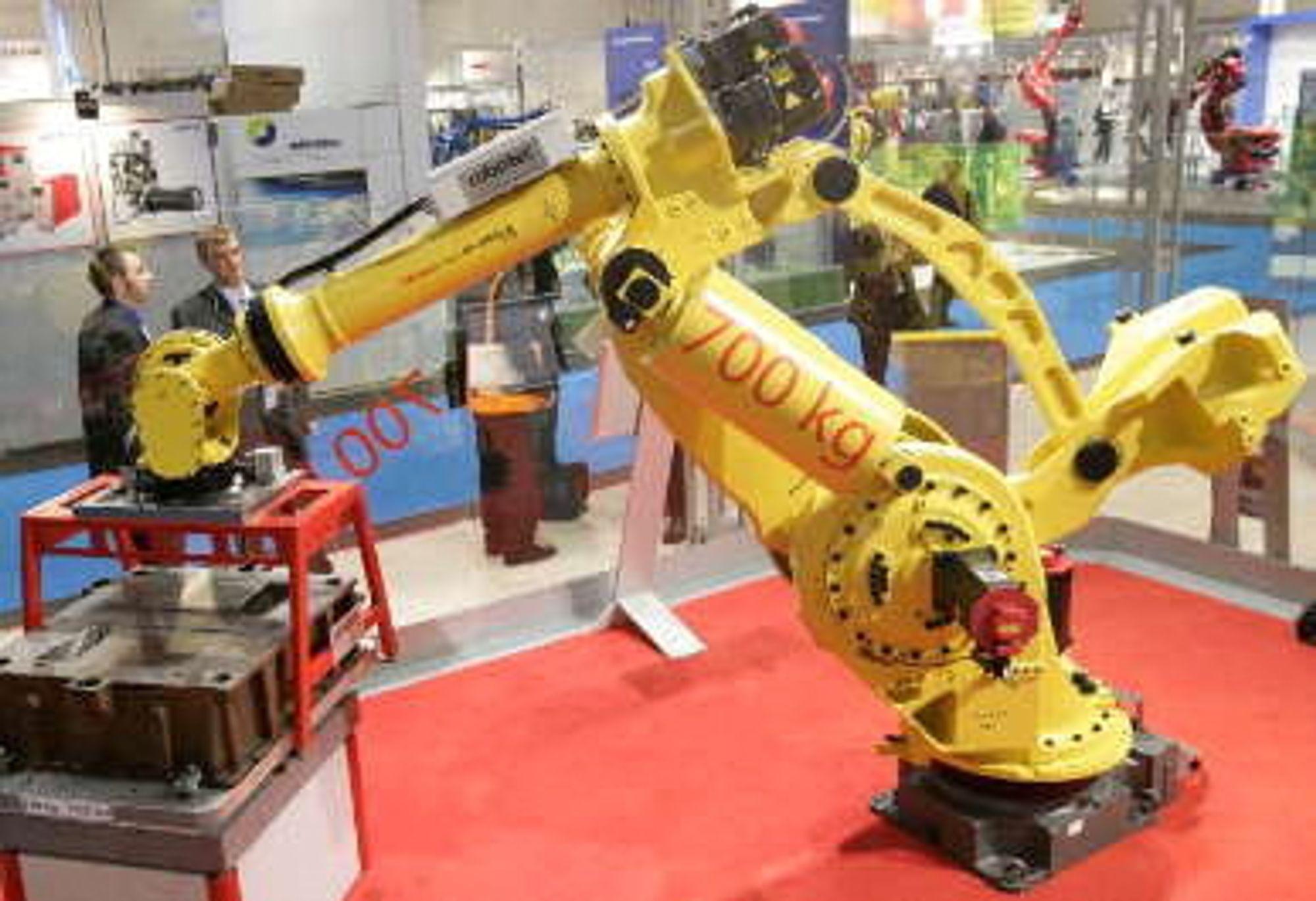 En detaljert spesfikasjon er vitalt for smidig prosjektgjennomføring. Denne kraftpluggen løfter f.eks. 700 kg.
