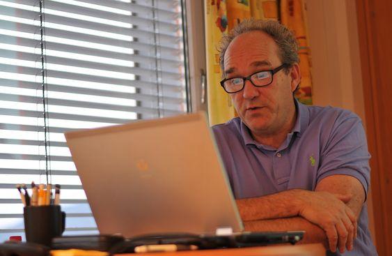 Arild Taugard mener flerberøringsfunksjonaliteten kan øke både brukervennlighet og sikkerhet.