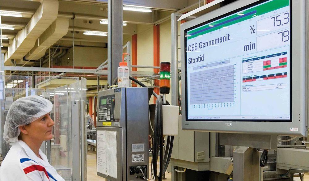 En OEE-datafangstløsning kan være et fabelaktig verktøy for kontinuerlige produksjonsforbedringer, men ressurser til oppfølging er vitalt.