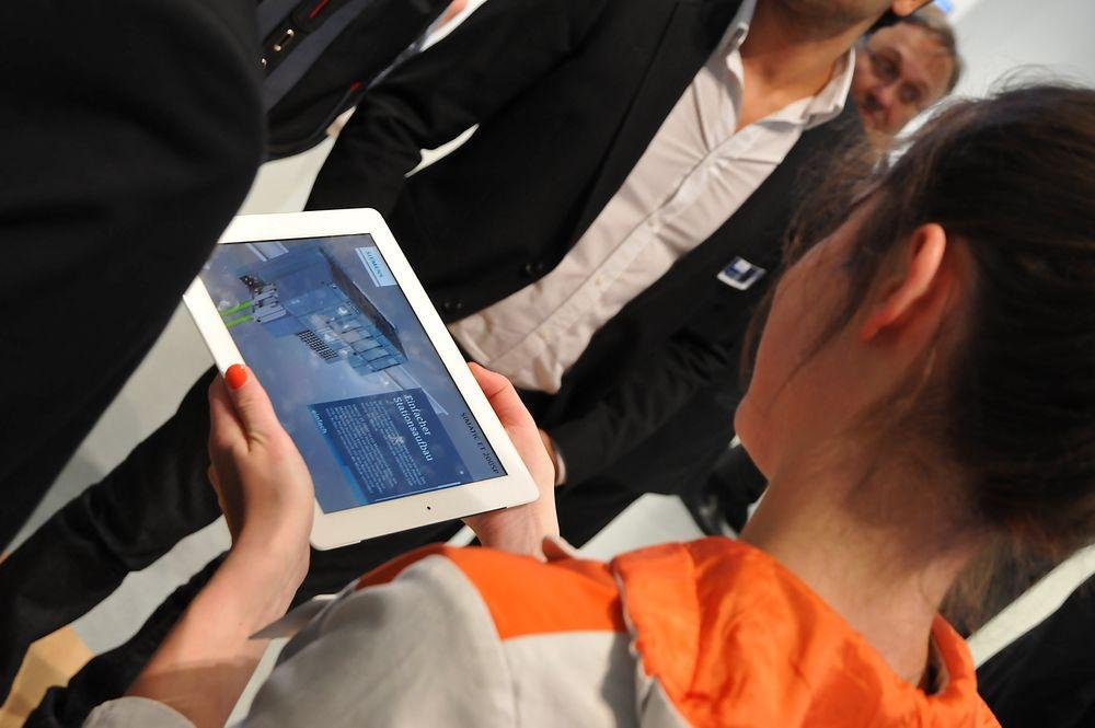Det blir arrangert en fagreise fra Oslo til Hannover Messe 2013 (arkivfoto).