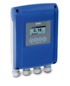 Optisk oksygenmåler for væskeanalyse i avløpsanlegg som ikke krever rekalibrering og skal klare seg med lange vedlikeholdsintervaller.