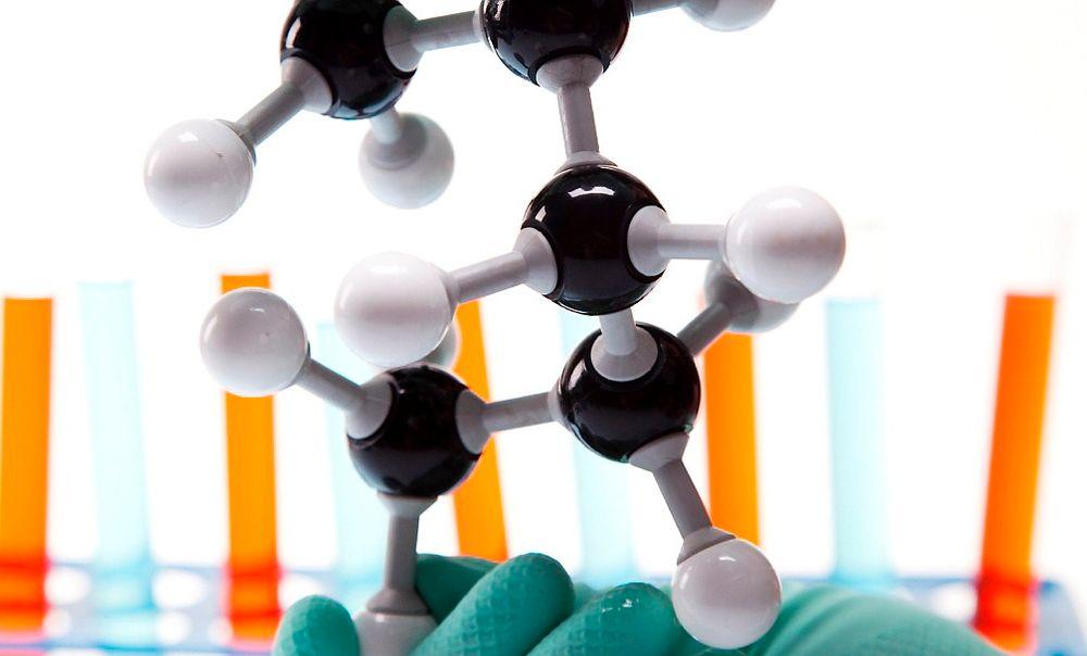 Naturgass er hovedsakelig forbindelser mellom hydrogen- og karbonatomer.
