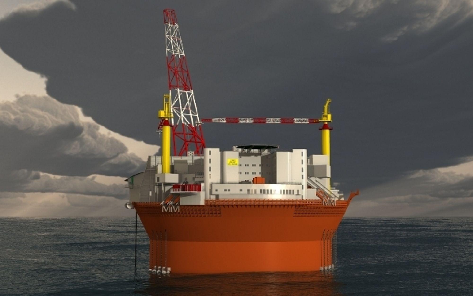 Goliat FPSO blir utstyrt med svært omfattende diagnostikkløsninger, som selvsagt er tilgjengelig både offshore og onshore i en enhetlig portalløsning.
