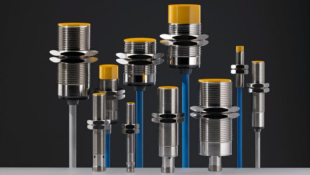 Steute induktive sensorer godkjent for EX-sonene 0 og 20 (gass og støv)