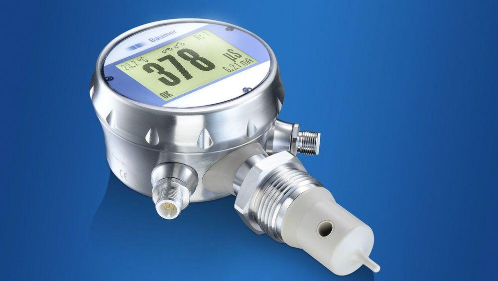CombiLyz fra Baumer er utviklet for presis analyse og mediedeteksjon innen næringsmiddelindustrien, farmasi og vannbehandling.