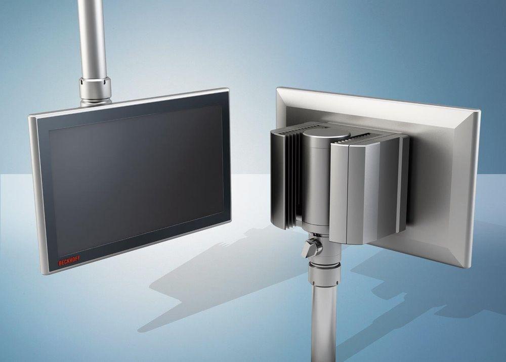 Kraftige industri-PC-er med multitouchskjermer i både 4:3- og 16:9-format, inntil 24 tommer.
