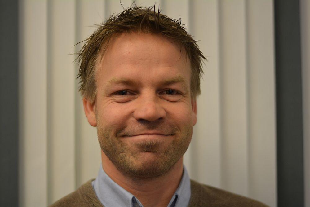Rune Borgar Larsen er salgsingeniør ved Endress+Hauser i Sandefjord.