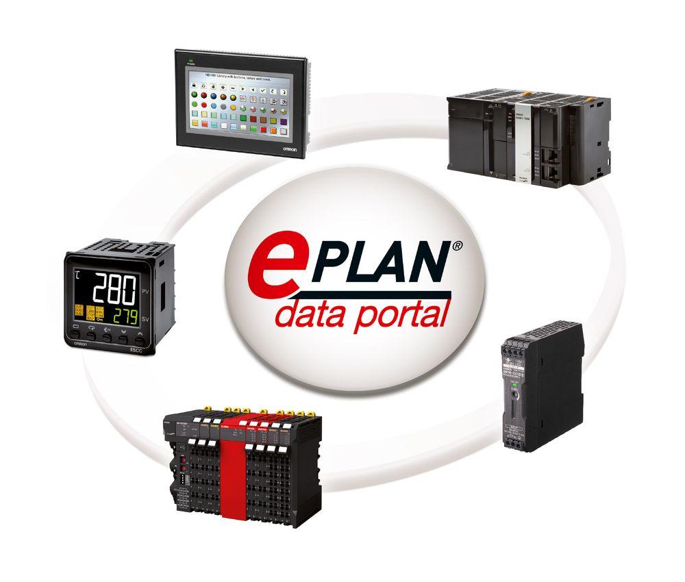Eplans dataportal får makroer for 3500 Omron-produkter.