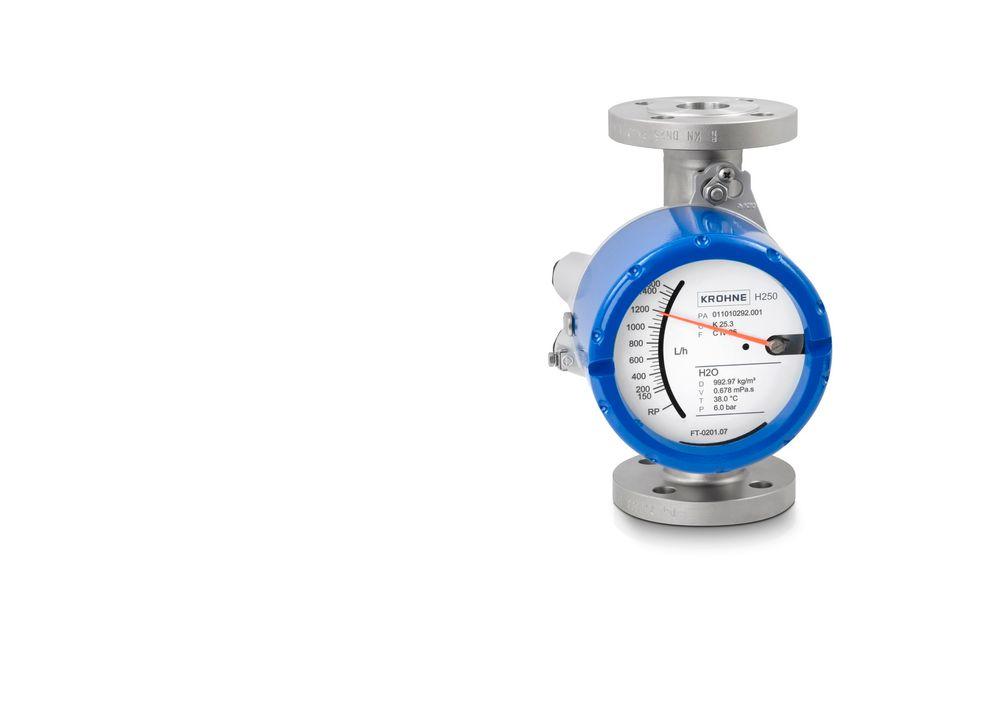 VA-meter som stiller med globale Ex-sertifiseringer.
