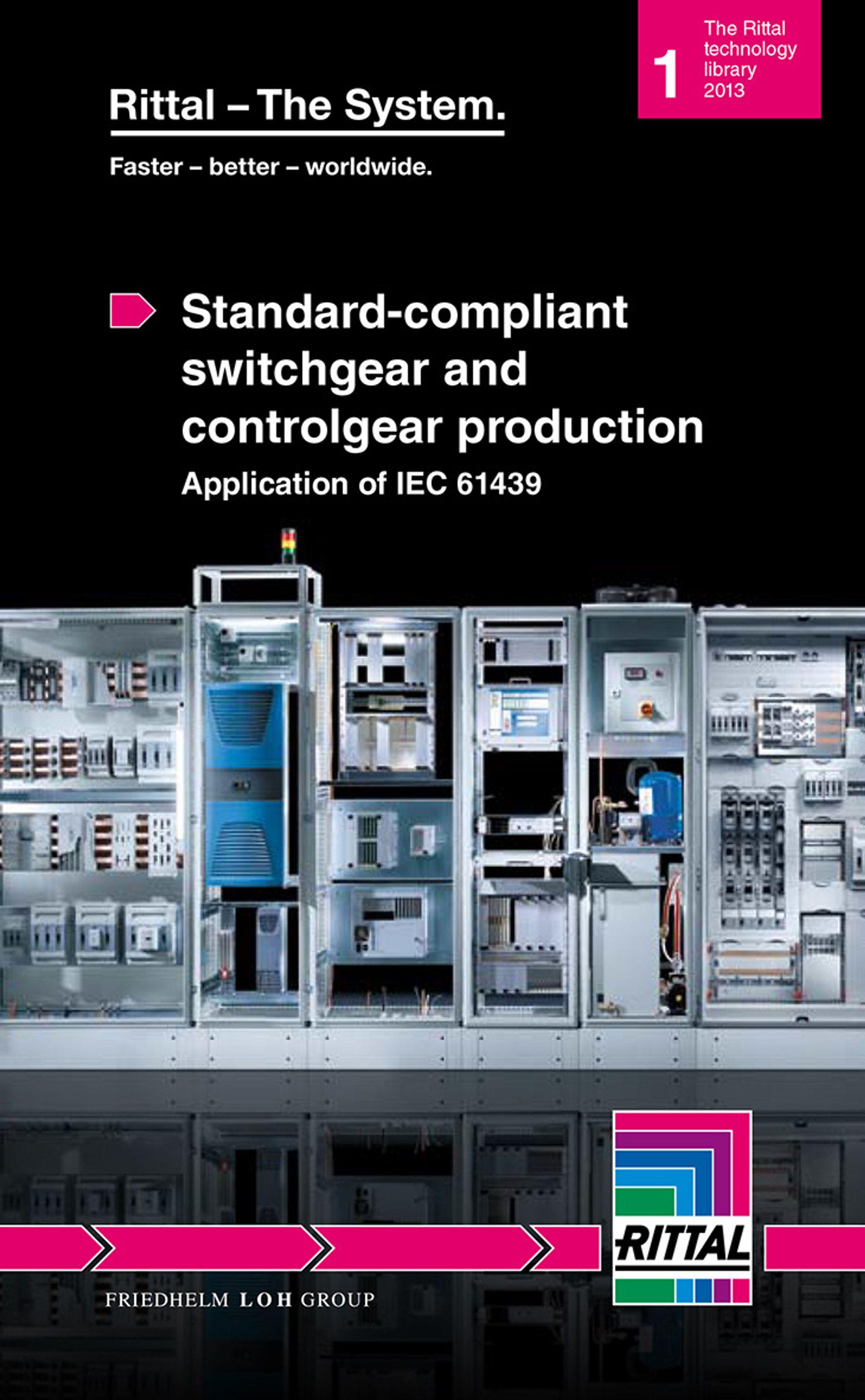 Nå kan du laste ned en håndbok for IEC 61439, som dekker strømfordeling i automatiseringsskap og fordelingstavler.