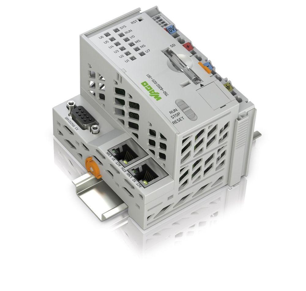 Nå snakker kontrolleren elektro- og kraftprotokollene IEC 60870-5-101, 60870-5-103, 60870-5-104, IEC61400-25 og 61850.